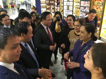 Lanh dao Bo GTVT tien hanh khach cuoi cung cua nam At Mui - Anh 1