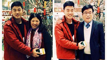 Tu Han Quoc, Xuan Truong gui loi chuc Tet den gia dinh - Anh 1