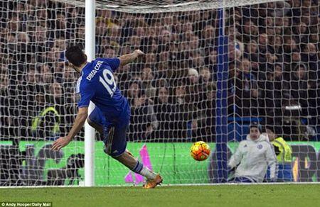 """Diego Costa ghi ban phut cuoi, Chelsea chia diem """"nghet tho"""" cung MU - Anh 5"""
