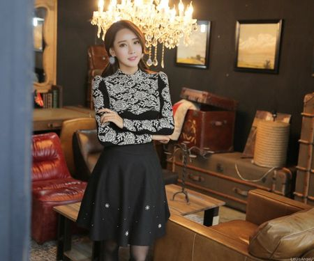 Kieu chan vay nao lam chao dao tin do thoi trang trong nam 2016 - Anh 7