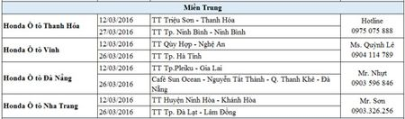 Honda O to Viet Nam tri an khach hang nhan ky niem 10 nam thanh lap. - Anh 3