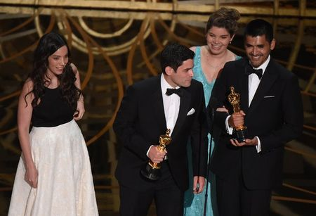 Oscar 2016 va nhung khoanh khac vang - Anh 13