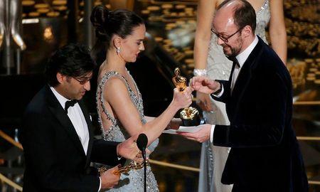 Oscar 2016 va nhung khoanh khac vang - Anh 17
