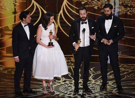Oscar 2016 va nhung khoanh khac vang - Anh 18