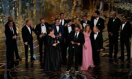 Oscar 2016 va nhung khoanh khac vang - Anh 1