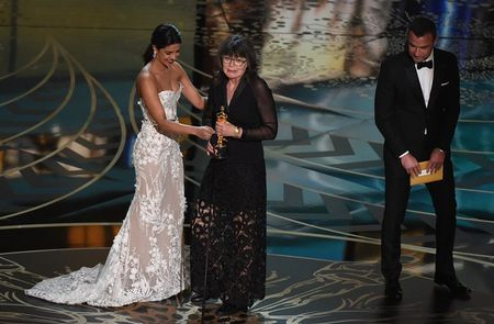 Oscar 2016 va nhung khoanh khac vang - Anh 9