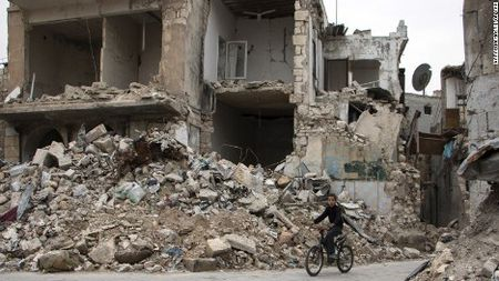 Tho Nhi Ky: Ngung ban khong dien ra tren toan lanh tho Syria - Anh 1