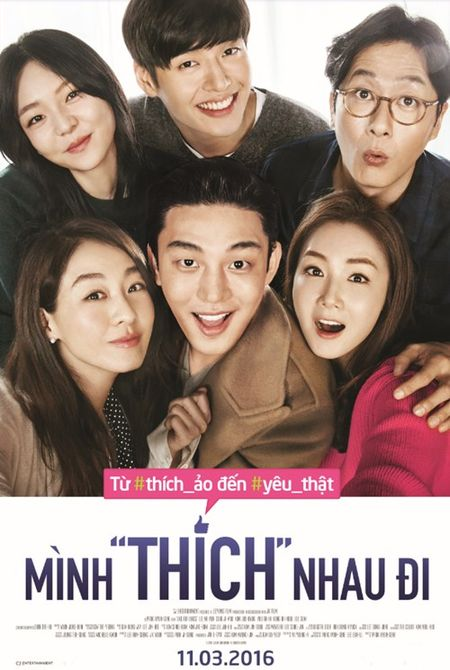 """Minh 'thich' nhau di"": Mang la ao, tinh la that - Anh 1"