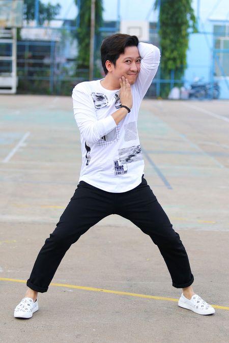 Truong Giang: 'Toi gac chuyen yeu qua mot ben de kiem tien' - Anh 2