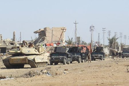 My se ho tro Iraq gianh lai quyen kiem soat thanh pho Mosul - Anh 1