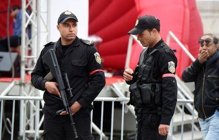 Luc luong an ninh Tunisia tieu diet 5 phan tu khung bo nguy hiem - Anh 1