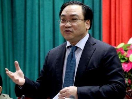 Lanh dao Ha Noi quyet liet thay doi dien mao Thu do - Anh 1