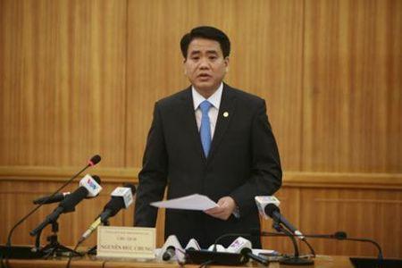 Lanh dao Ha Noi quyet liet thay doi dien mao Thu do - Anh 2