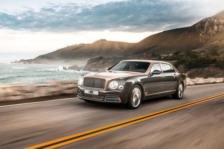 Bentley tung ban sieu sang Mulsanne Extended Wheelbase - Anh 1