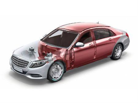 Mercedes-Maybach S600 Guard len cap chong dan, gia hon 11 ty dong - Anh 2