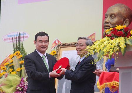 Quang Ngai long trong ki niem Ngay sinh Thu tuong Pham Van Dong - Anh 4
