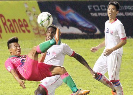 Tan binh V.League 2016 san sang cho tran derby Thu do - Anh 1