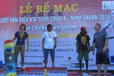 Ket thuc giai luot van Dieu KTA Tour Chau A - Ninh Thuan 2016: Lai Hoang Phu gianh HCV - Anh 1