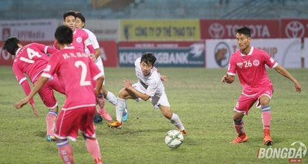 "V-League 2016: Khi ""nguoi ta"" tre - Anh 1"
