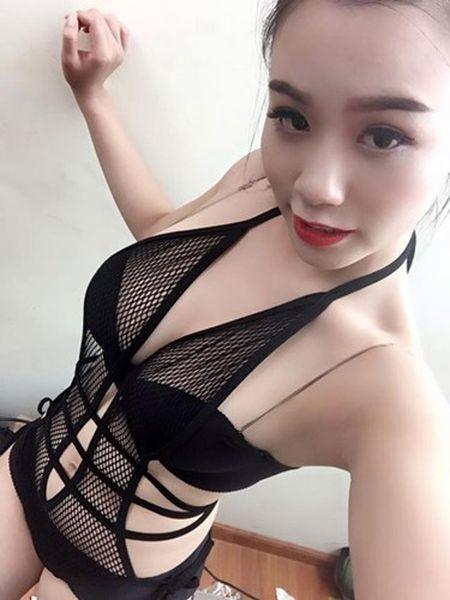 Hot girl Linh Miu tung gay soc bang anh phan cam co nao? - Anh 9