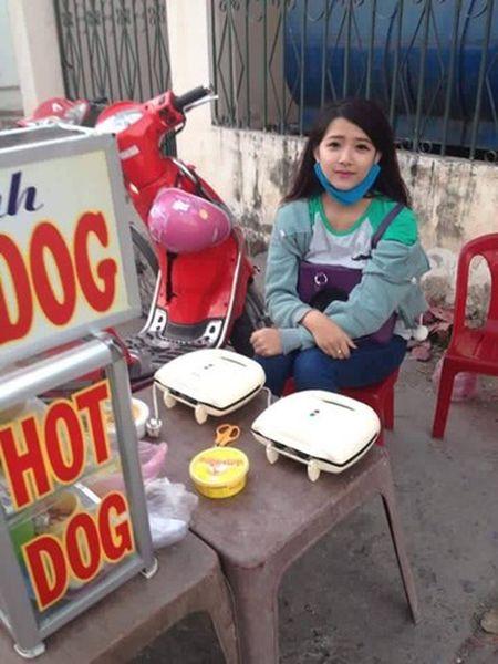 Mat that cua hot girl ban xuc xich, ban gai Phan Manh Quynh - Anh 1