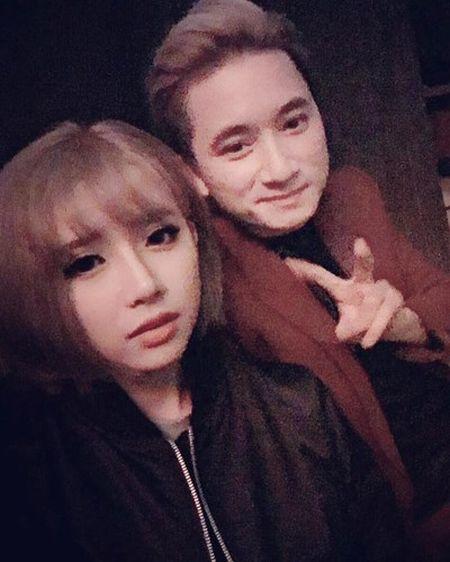 Mat that cua hot girl ban xuc xich, ban gai Phan Manh Quynh - Anh 8