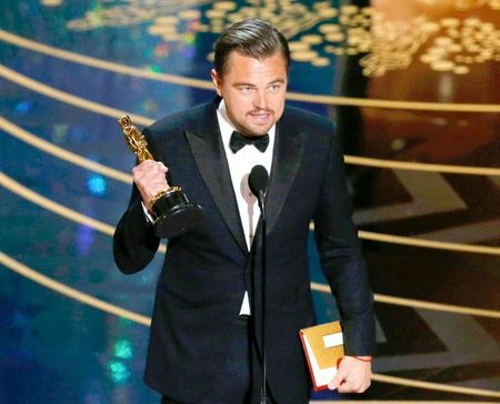 """Leonardo DiCaprio dien xuat than trong """"The Revenant"""" - Anh 10"""