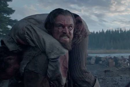 """Leonardo DiCaprio dien xuat than trong """"The Revenant"""" - Anh 4"""