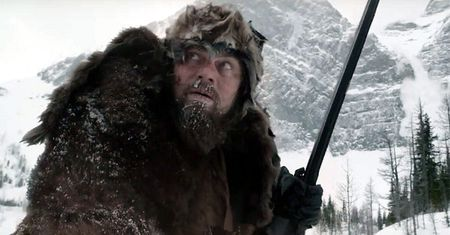 """Leonardo DiCaprio dien xuat than trong """"The Revenant"""" - Anh 7"""