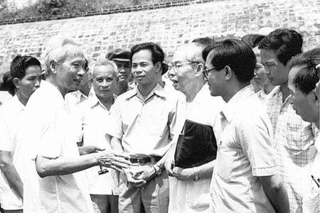 Pham Van Dong - Nha van hoa lon cua dan toc - Anh 1