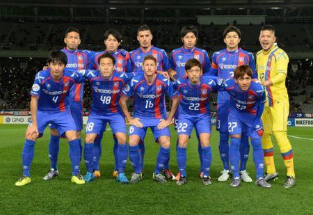 B.Binh Duong bi loi nguoc dong truoc FC Tokyo - Anh 1