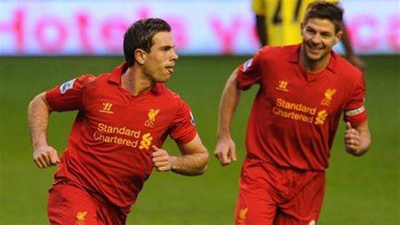 Henderson - Nguoi doi truong 'vo hinh' tai Liverpool - Anh 1
