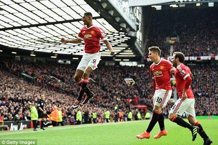 Rashford mo dau Top 5 ban thang dep nhat vong 27 Premier League - Anh 1