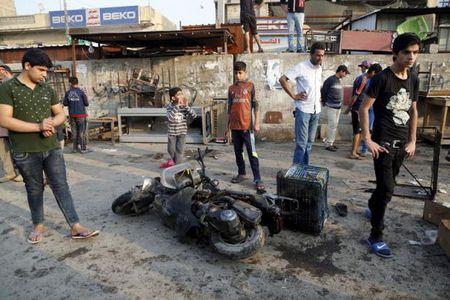 IS danh bom lieu chet o Iraq, it nhat 48 nguoi thiet mang - Anh 1