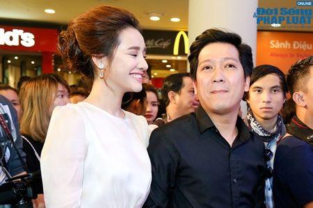 Nha Phuong biu moi treu dua Truong Giang cuc dang yeu - Anh 3
