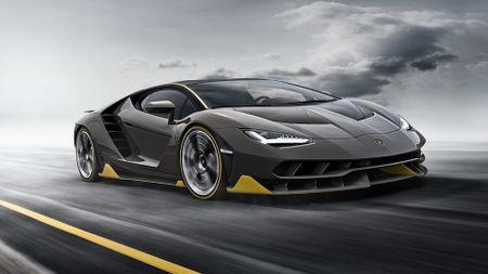 [GMS 2016] Lamborghini Centenario trinh lang, 770 ma luc, chi 40 xe, gia 1,9 trieu USD - Anh 1