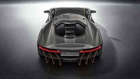 [GMS 2016] Lamborghini Centenario trinh lang, 770 ma luc, chi 40 xe, gia 1,9 trieu USD - Anh 2