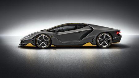 [GMS 2016] Lamborghini Centenario trinh lang, 770 ma luc, chi 40 xe, gia 1,9 trieu USD - Anh 3