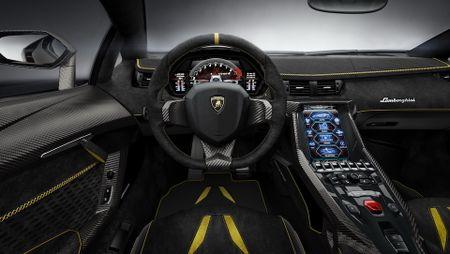 [GMS 2016] Lamborghini Centenario trinh lang, 770 ma luc, chi 40 xe, gia 1,9 trieu USD - Anh 4