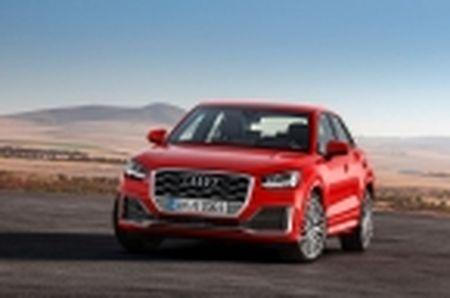 [GSM 2016] Audi ra mat Q2: xe urban crossover, dong co tu 1.0 lit, tuy chon quattro - Anh 10