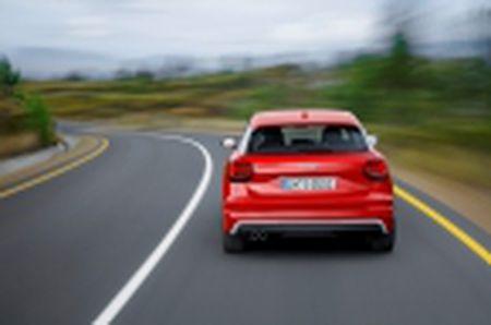 [GSM 2016] Audi ra mat Q2: xe urban crossover, dong co tu 1.0 lit, tuy chon quattro - Anh 11