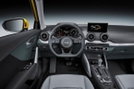 [GSM 2016] Audi ra mat Q2: xe urban crossover, dong co tu 1.0 lit, tuy chon quattro - Anh 12