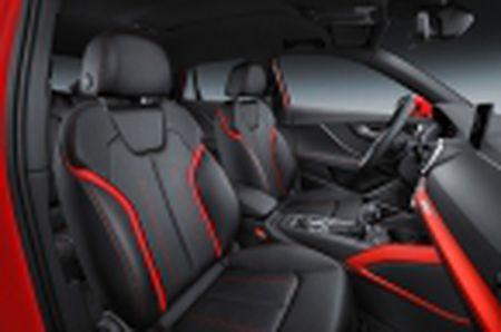 [GSM 2016] Audi ra mat Q2: xe urban crossover, dong co tu 1.0 lit, tuy chon quattro - Anh 14