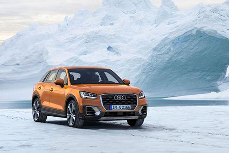 [GSM 2016] Audi ra mat Q2: xe urban crossover, dong co tu 1.0 lit, tuy chon quattro - Anh 1