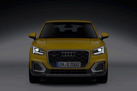 [GSM 2016] Audi ra mat Q2: xe urban crossover, dong co tu 1.0 lit, tuy chon quattro - Anh 2