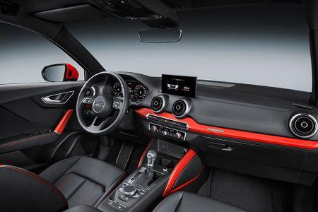 [GSM 2016] Audi ra mat Q2: xe urban crossover, dong co tu 1.0 lit, tuy chon quattro - Anh 3