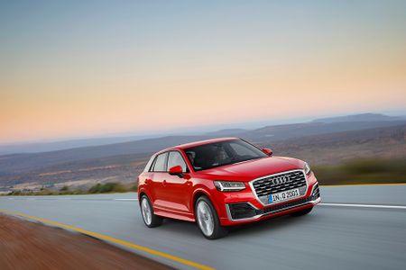[GSM 2016] Audi ra mat Q2: xe urban crossover, dong co tu 1.0 lit, tuy chon quattro - Anh 4