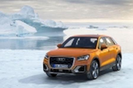[GSM 2016] Audi ra mat Q2: xe urban crossover, dong co tu 1.0 lit, tuy chon quattro - Anh 5