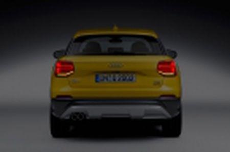 [GSM 2016] Audi ra mat Q2: xe urban crossover, dong co tu 1.0 lit, tuy chon quattro - Anh 6