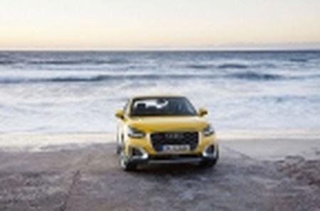[GSM 2016] Audi ra mat Q2: xe urban crossover, dong co tu 1.0 lit, tuy chon quattro - Anh 7